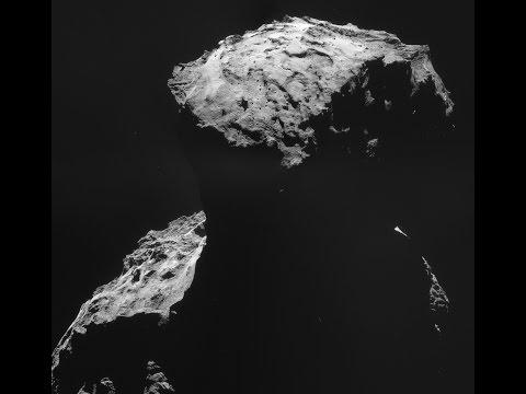 La mission Rosetta [déc 2016]