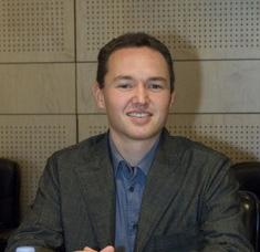 Arc'hanmael Gaillard. Crédits : ESA - N. Imbert-Vier