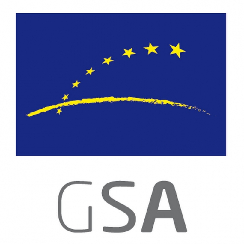 Logo de la GSA
